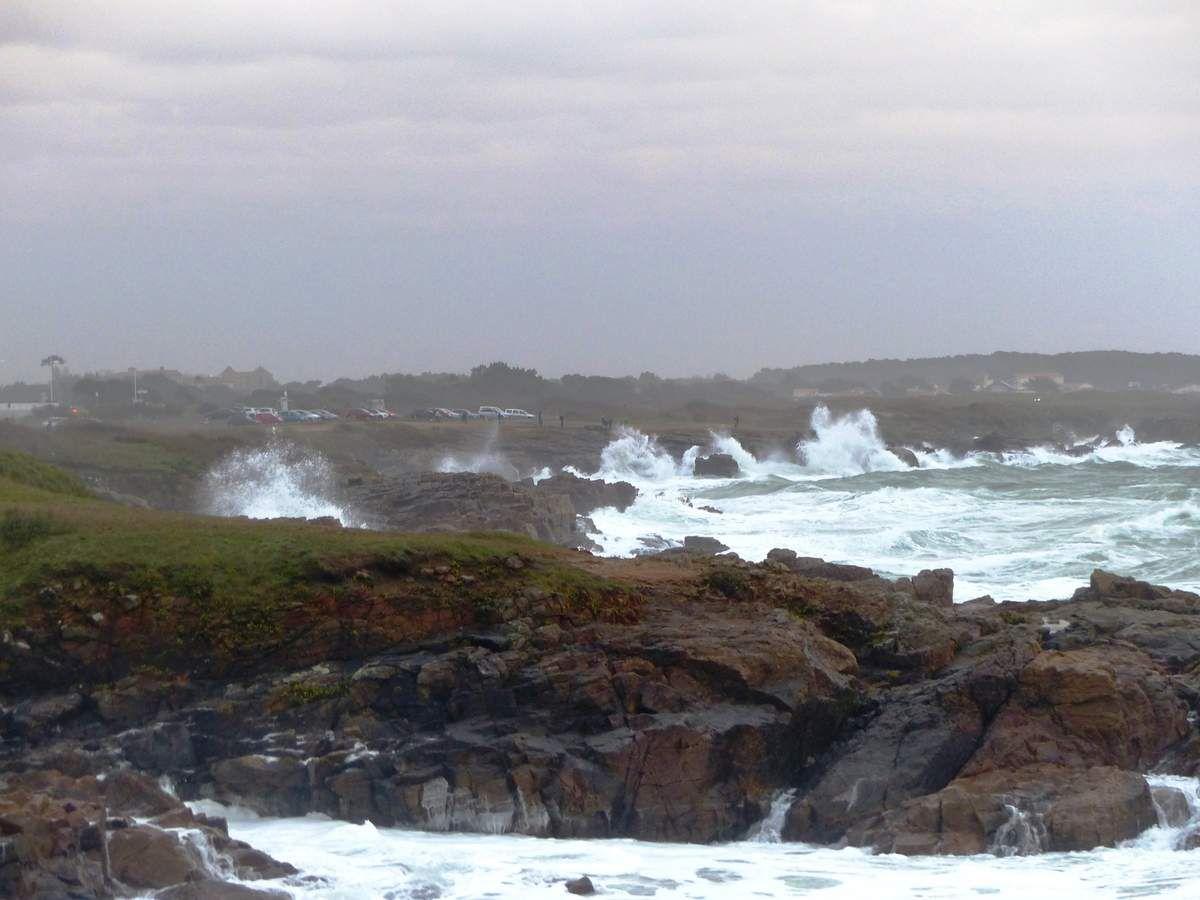 Grande marée du Mardi 26 Novembre