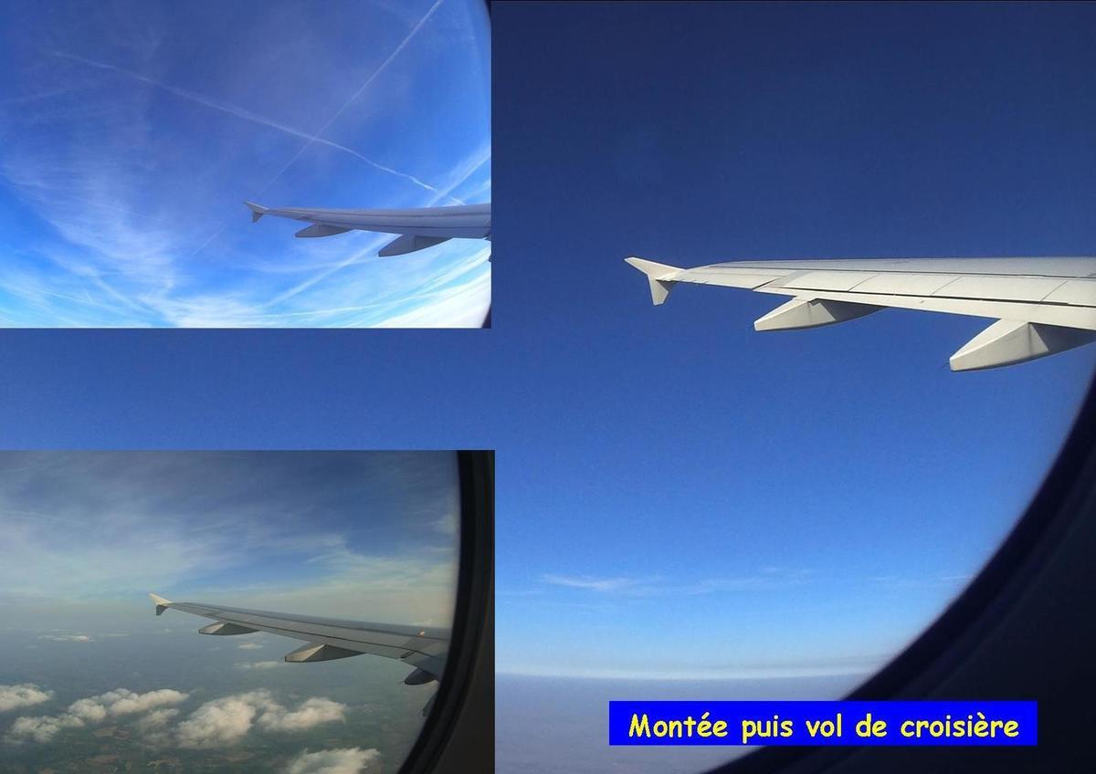 VOL EN AVION DEPUIS L'AEROPORT DE NANTES ATLANTIQUE (1)