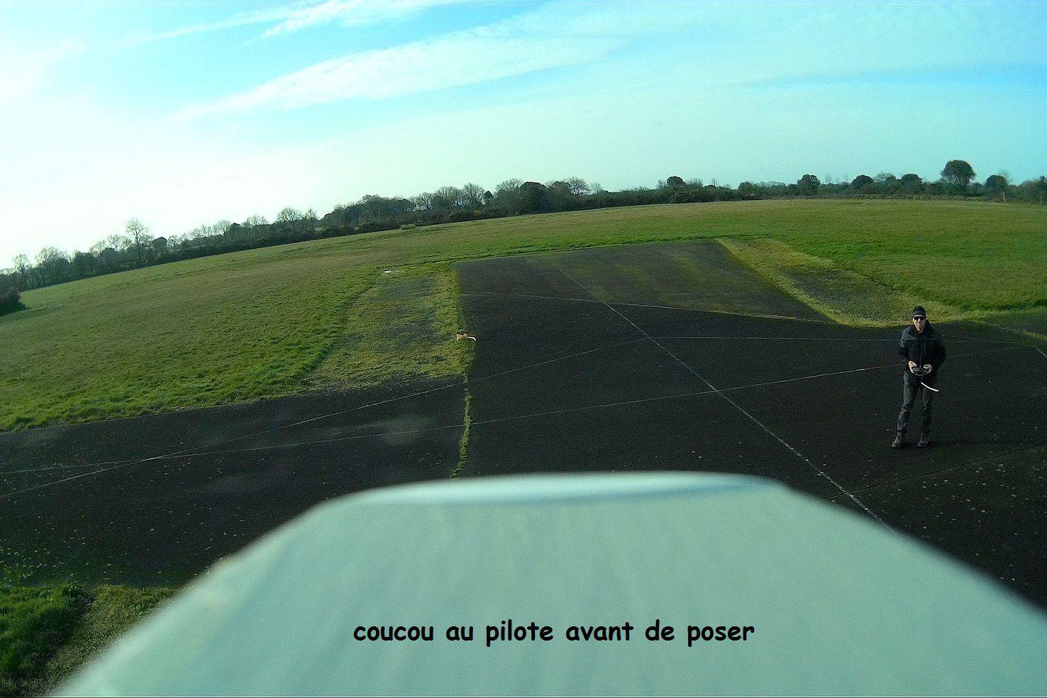 Planeur au Coudriou / Photos aériennes