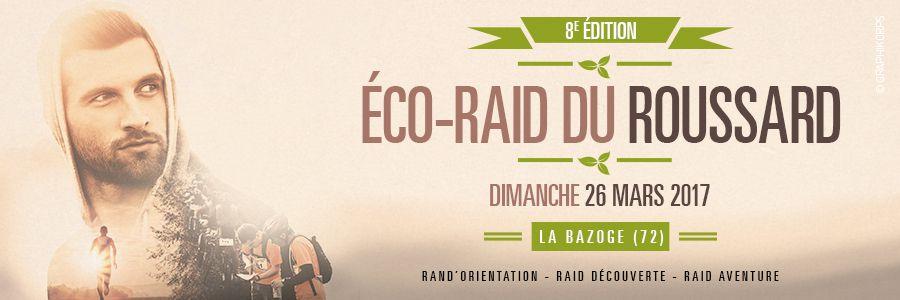 Eco-Raid du Roussard 26 mars 2017