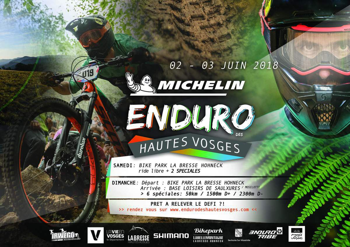 MICHELIN EHV 2018 : Teaser et inscriptions !