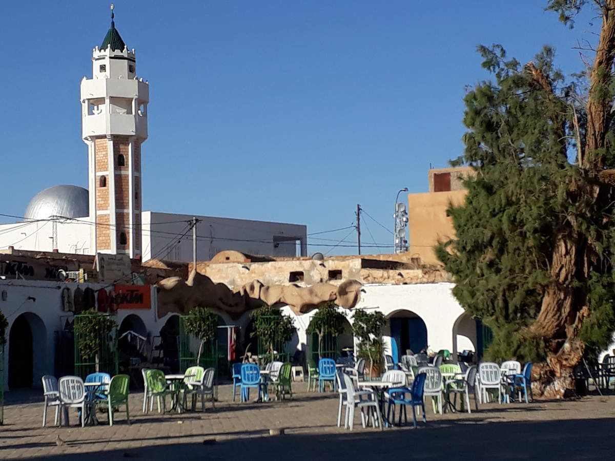Article : TUNISIE  03-2018 : Raid El Jem