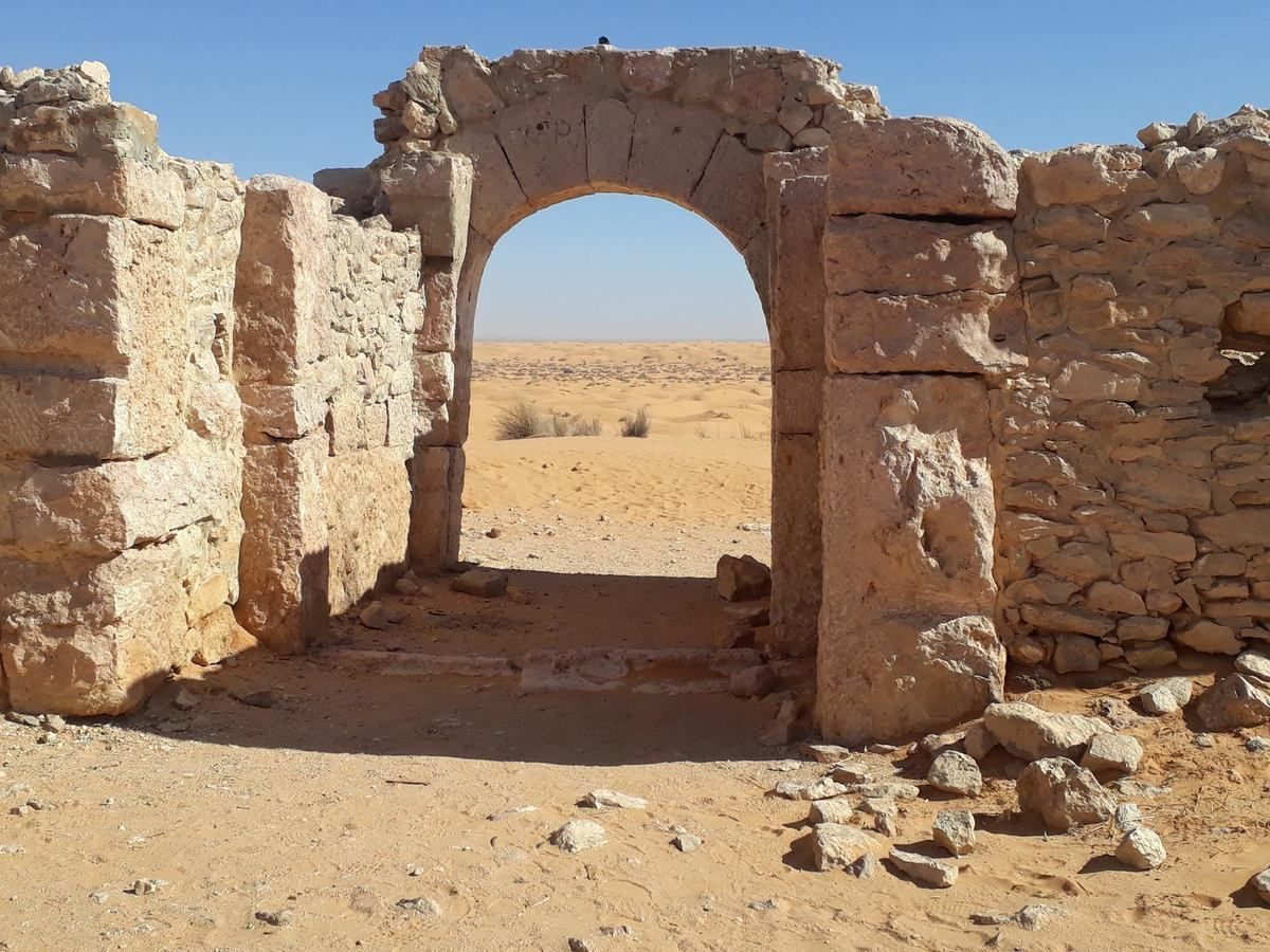 Article TUNISIE 11-2019 : Raid EL JEM