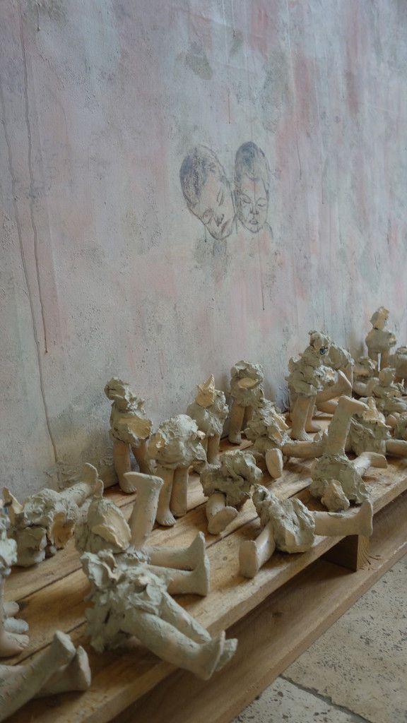ACUTI Sculpteur, Auteur, Performer