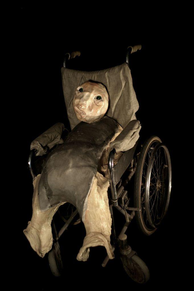 ACUTI Sculpture - Corps Damné - Handicape - Infirmité