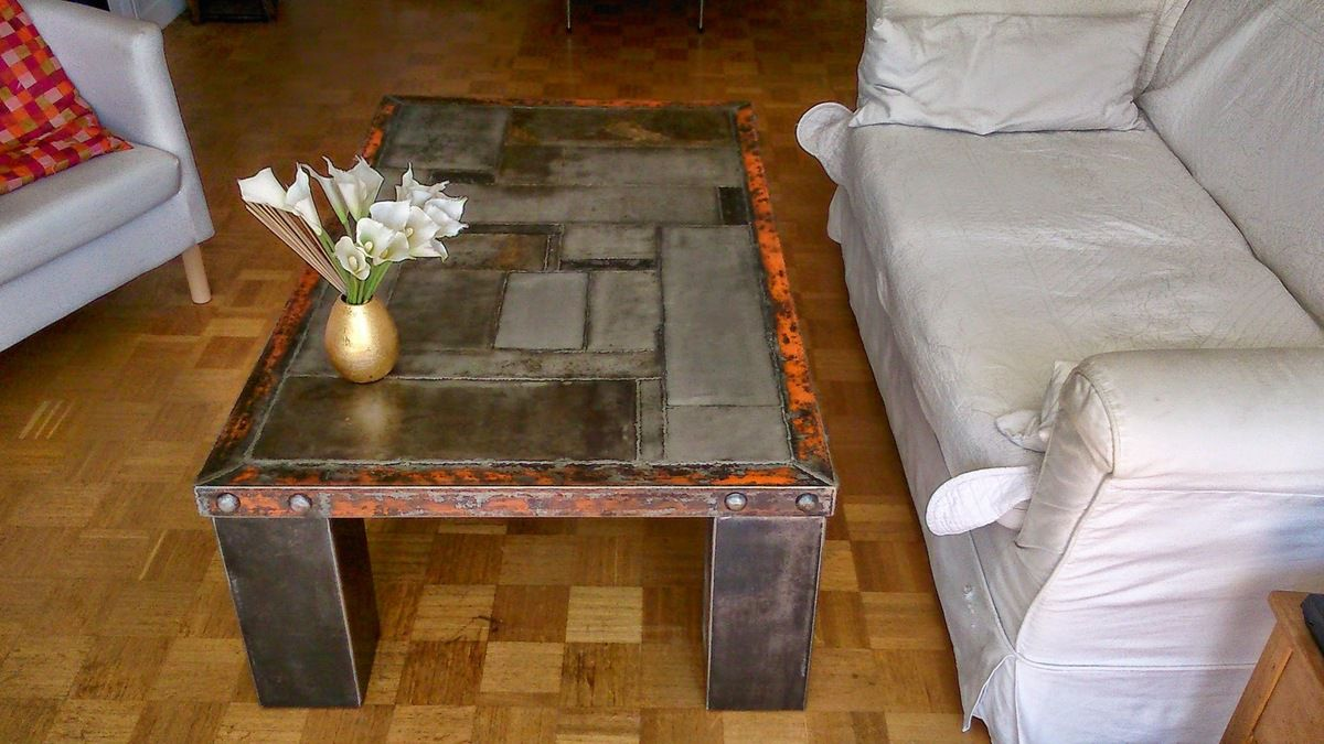 S.ROZAND - Table basse
