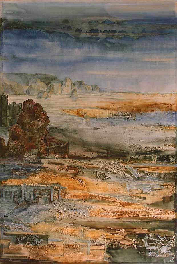 Ile de Pré Britenne - Vue n°1912 - Coll. Agnès L-D Steeg
