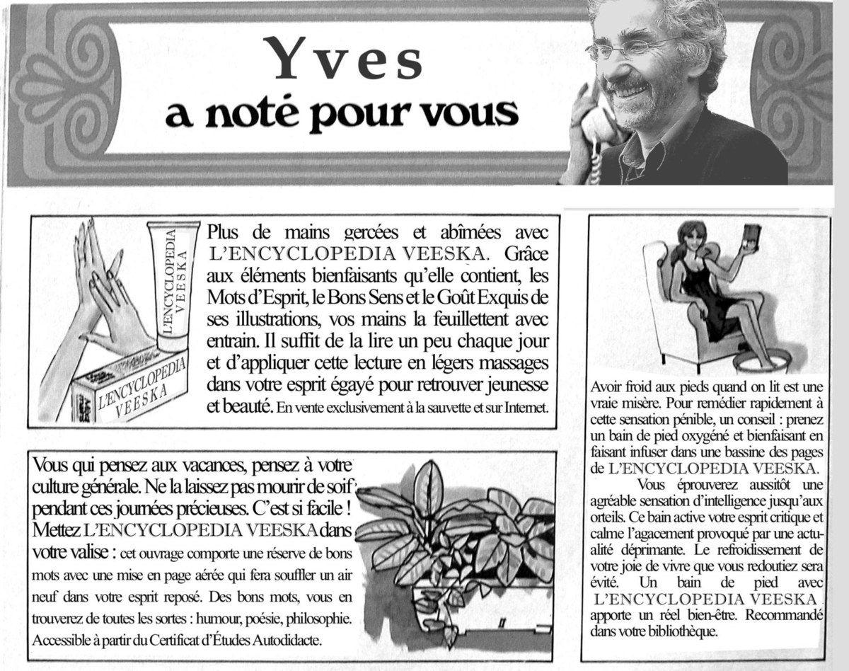L'Encyclopedia Veeska - Rééedition augmentée