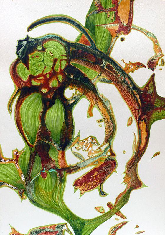 La flore de l'Ile de Pré Britenne