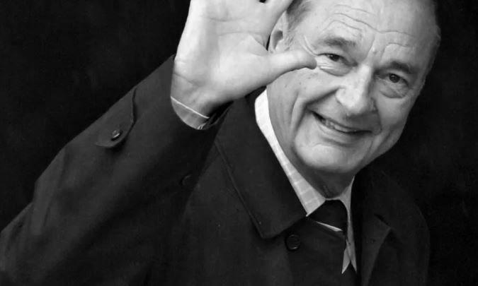 Hommage à Jacques Chirac (1932 - 2019)