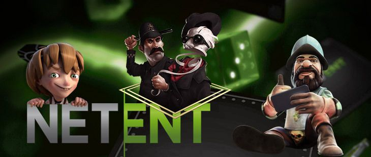 jeux casino mobile NetEnt