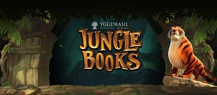 jeu de casino mobile Jungle Books du développeur Yggdrasil