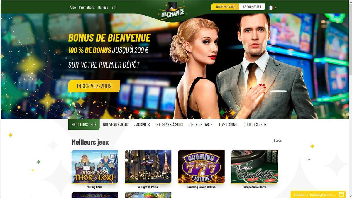 Ma Chance Casino Mobile