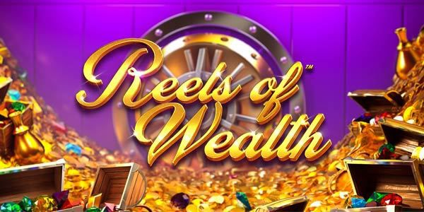 machine a sous mobile reels of wealth de betsoft gaming