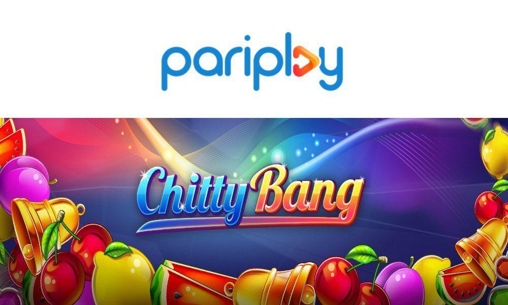 machine a sous mobile Chitty Bang logiciel Pariplay