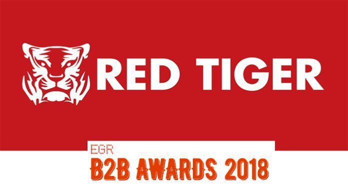Red Tiger Gaming EGR B2B Awards