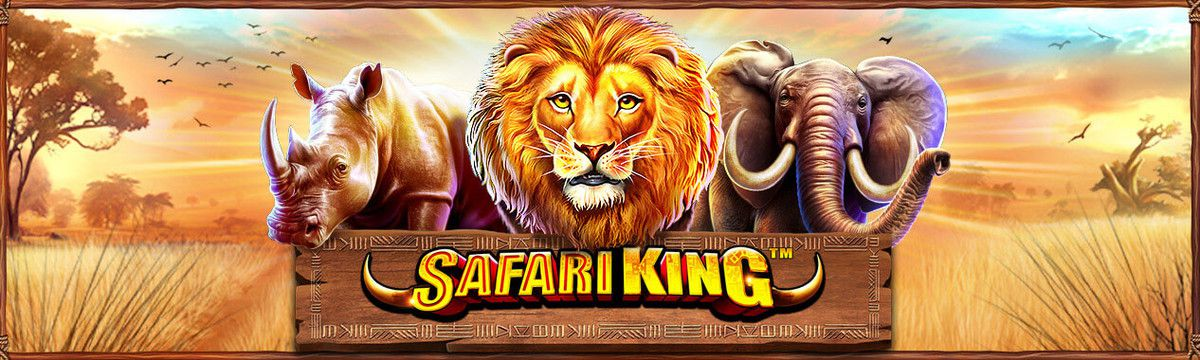 jeu de casino mobile Safari King développeur Pragmatic Play
