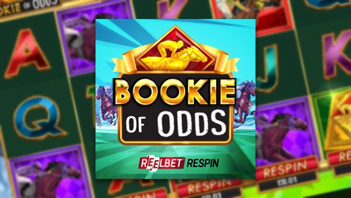 machine à sous mobile Bookie of Odds développeur Microgaming