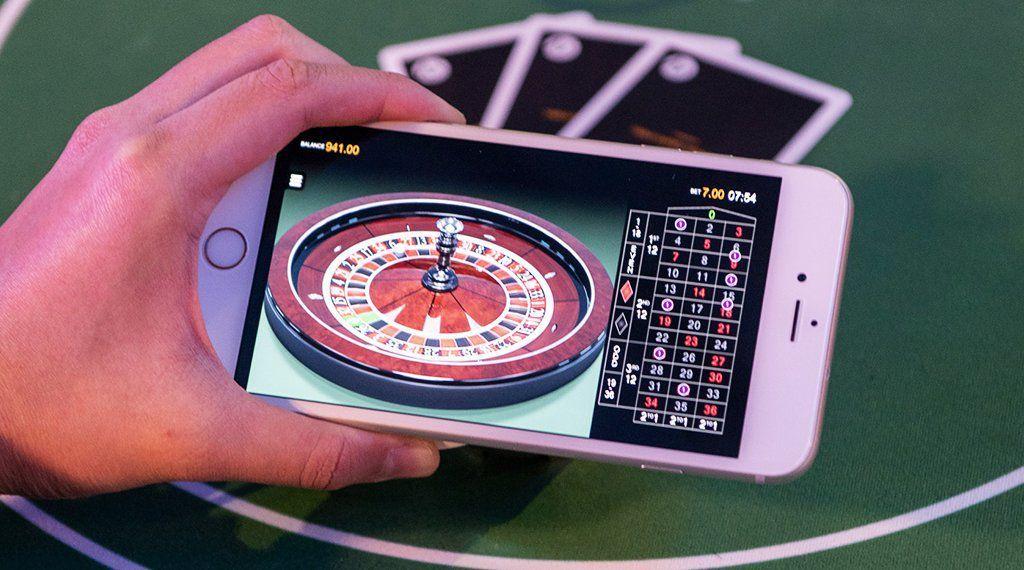 roulette en ligne smartphones et tablettes Switch Studios