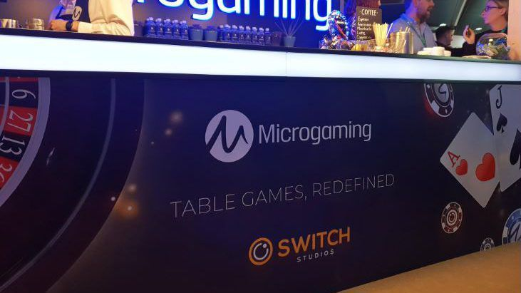 roulette mobile de Switch Studios pour Microgaming