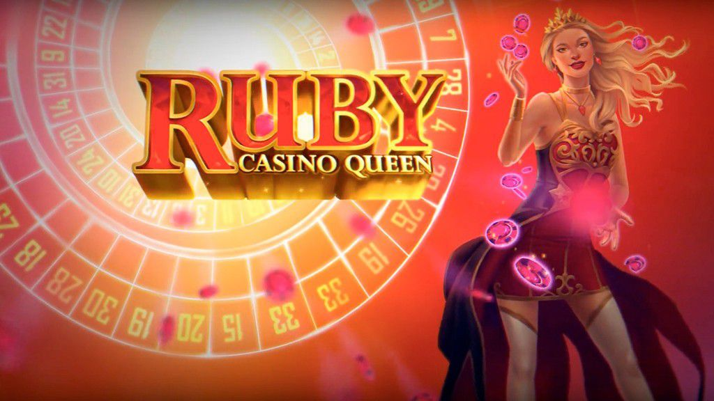machine à sous mobile Ruby Casino Queen de Just For Win pour Microgaming