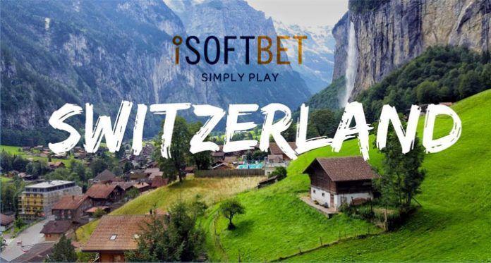iSoftBet jeux de casino mobile légaux Suisse