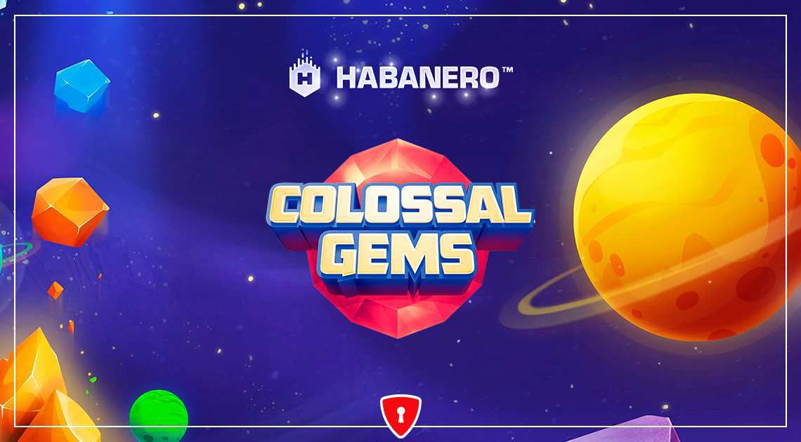 machine a sous mobile Colossal Gems développeur Habanero