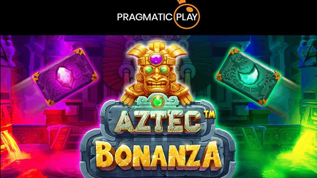 machine à sous mobile Aztec Bonanza logiciel Pragmatic Play