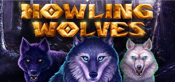 machine à sous mobile Howling Wolves développeur Booming Games