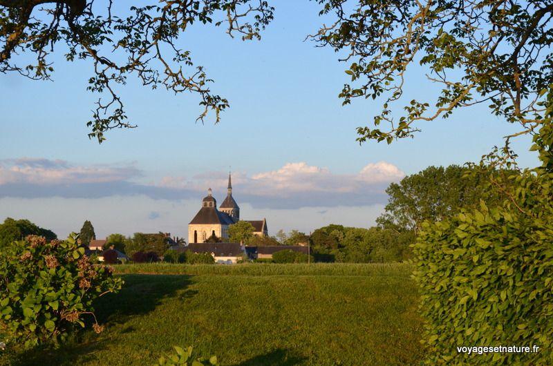 De la Bourgogne au Val de Loire...