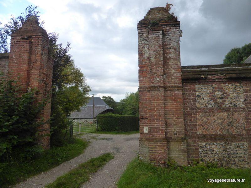 Ferme attenante à l'ancienne abbaye