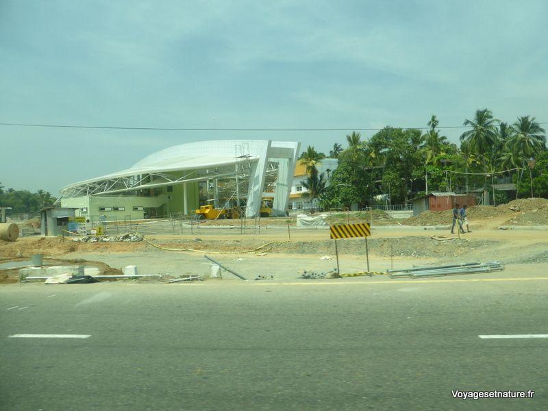 Colombo, capitale économique du Sri-Lanka