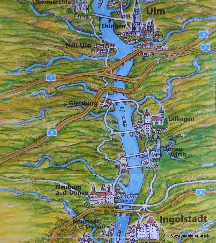 Le Danube allemand (2)