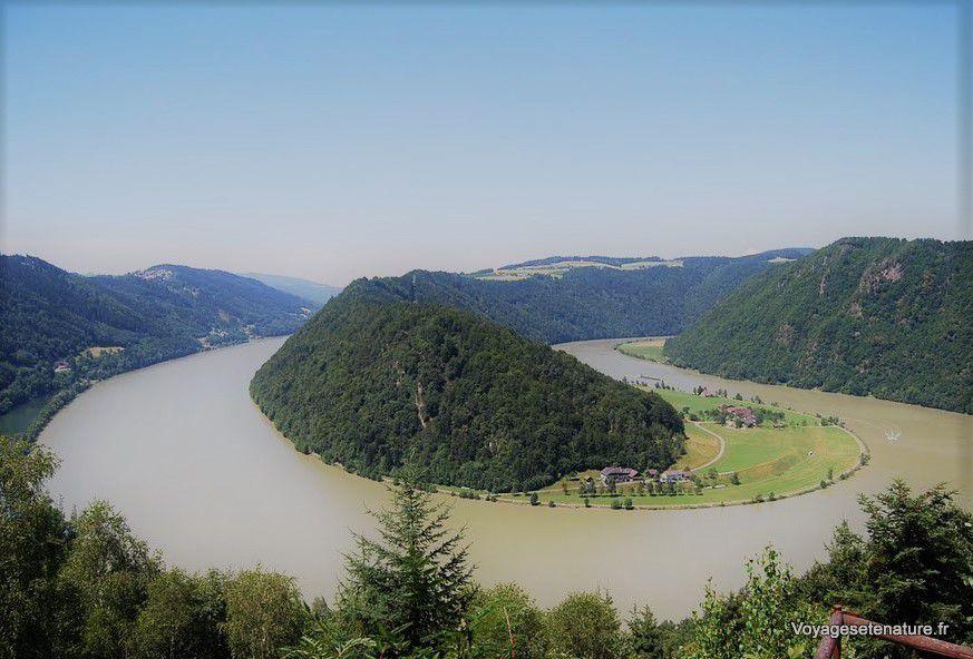 Méandre entre Schlögen et Inzell