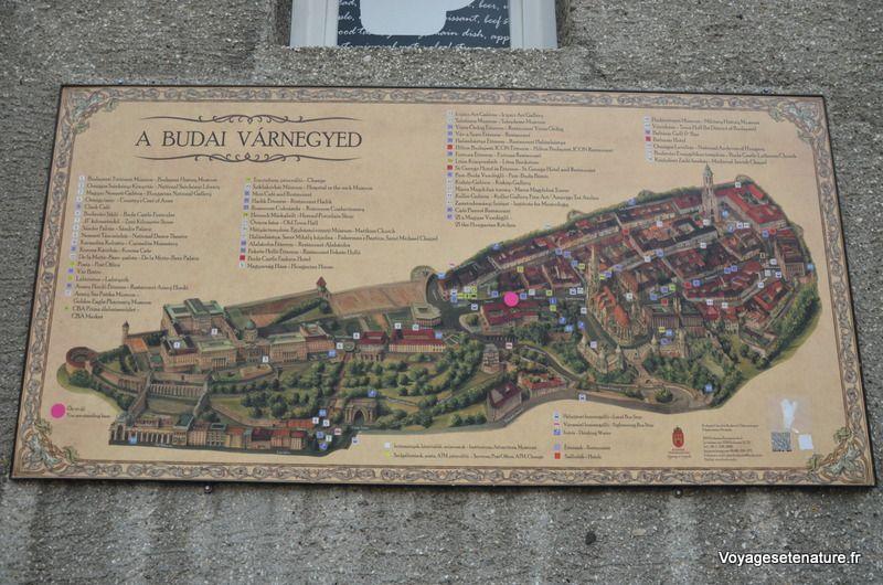 A la découverte de Buda...(Budapest 1)