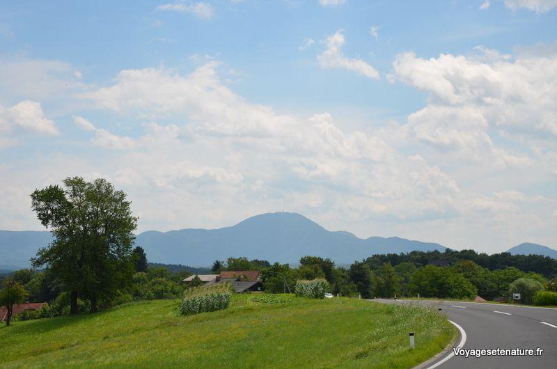 A travers la Slovénie