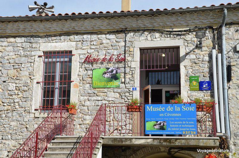 Le musée de la soie de St-Hippolyte-du-Fort (30)