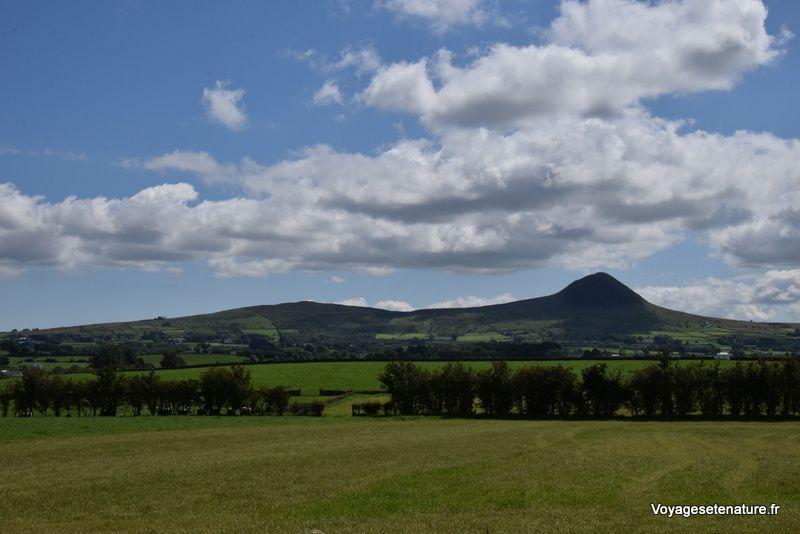 Le comté d'Antrim