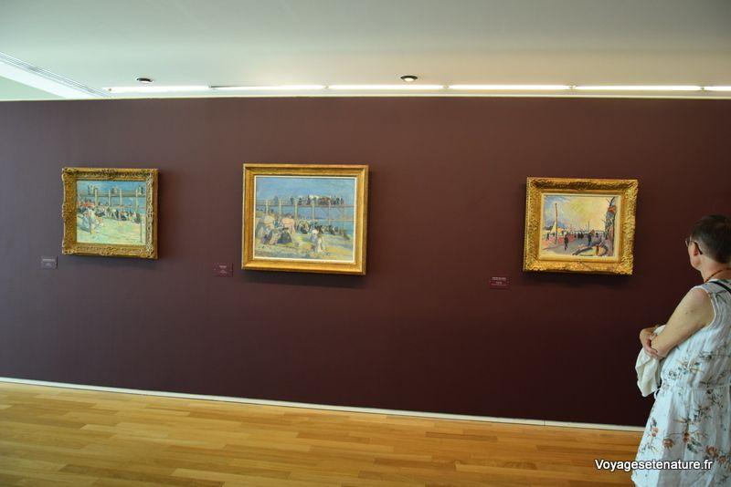 Exposition Raoul Dufy au Havre