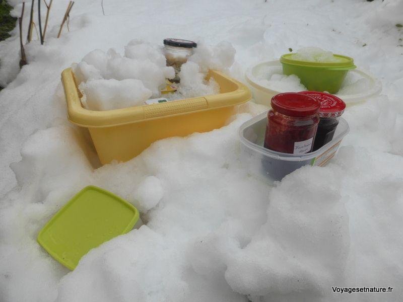 Arrivée fracassante de l'hiver !
