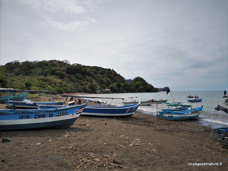 Les pêcheurs de Tarcoles