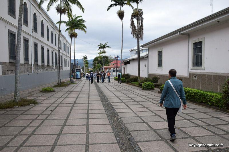 Balade dans San José, capitale du Costa Rica