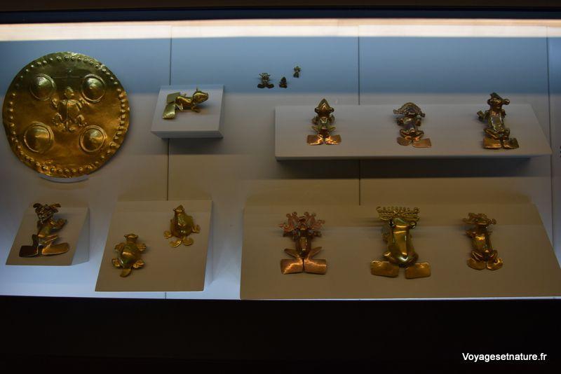 Musée de l'or précolombien de San José