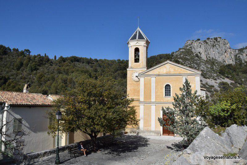 Villages perchés des Alpes-Maritimes