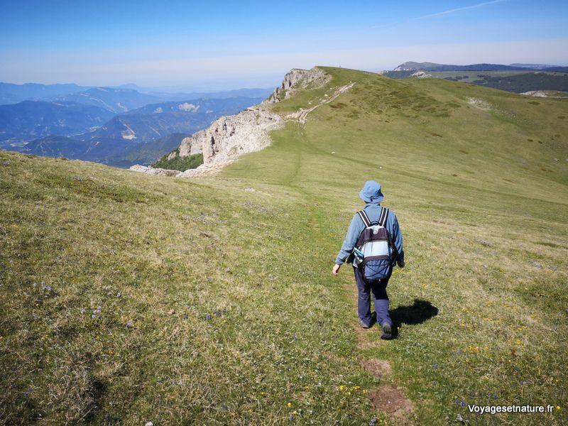 Randonnée sur le plateau de Beure (26)