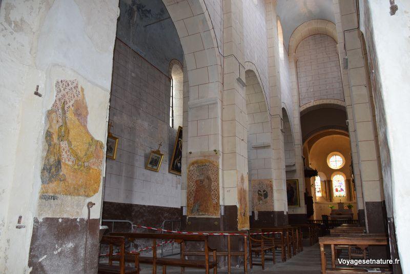 Le prieuré de Ris (63)
