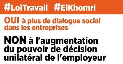 Pourquoi le projet de loi El Khomri n'est pas acceptable en l'état