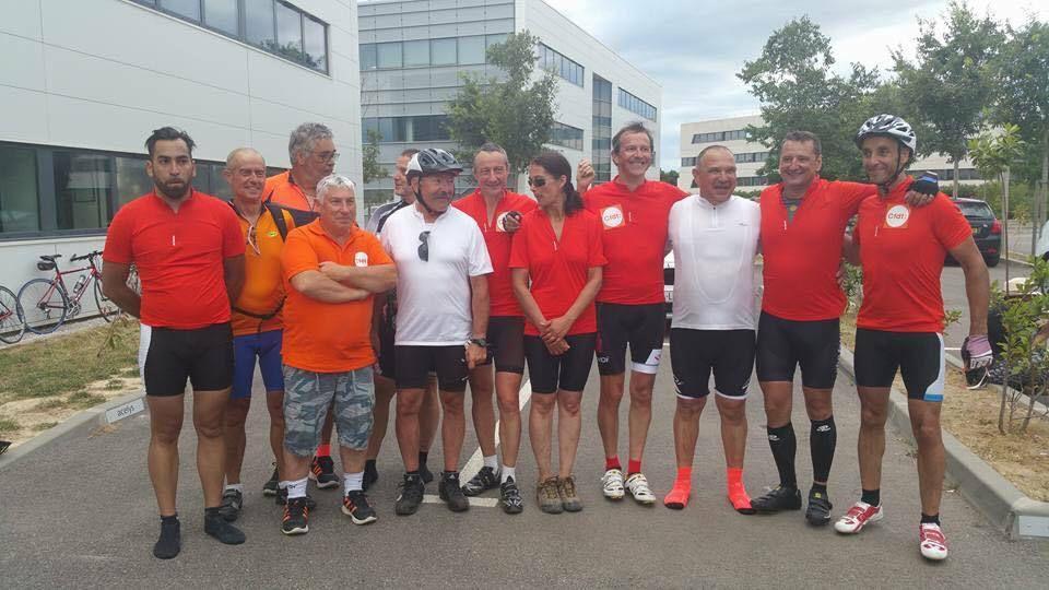 La CFDT fait son Tour de France entre Carcassonne et Montpellier