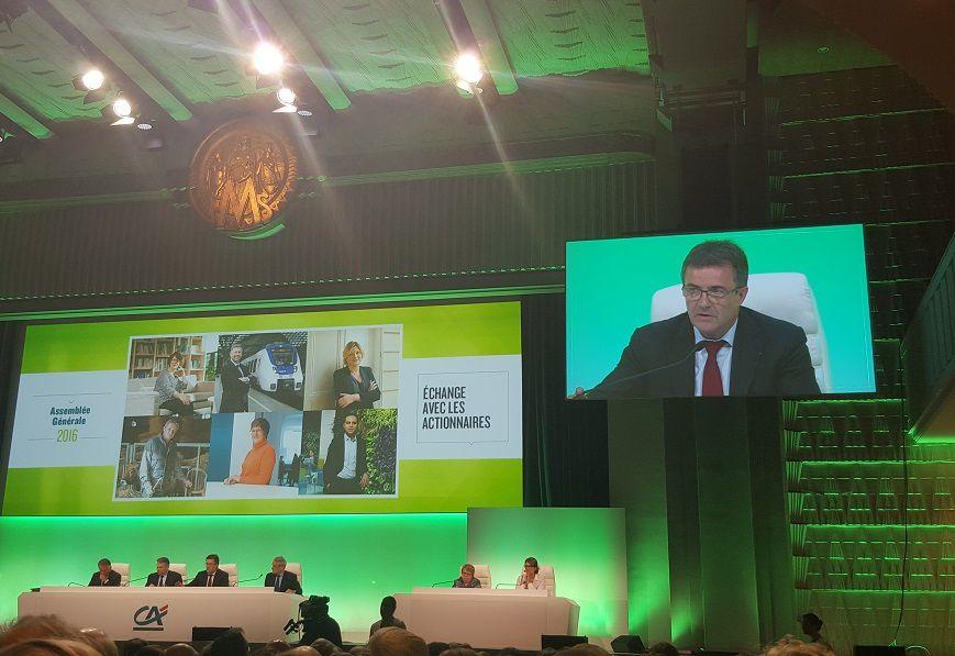 Assemblée Générale de CAsa - 2017 - la FGA-CFDT s'exprimera au nom des salaries