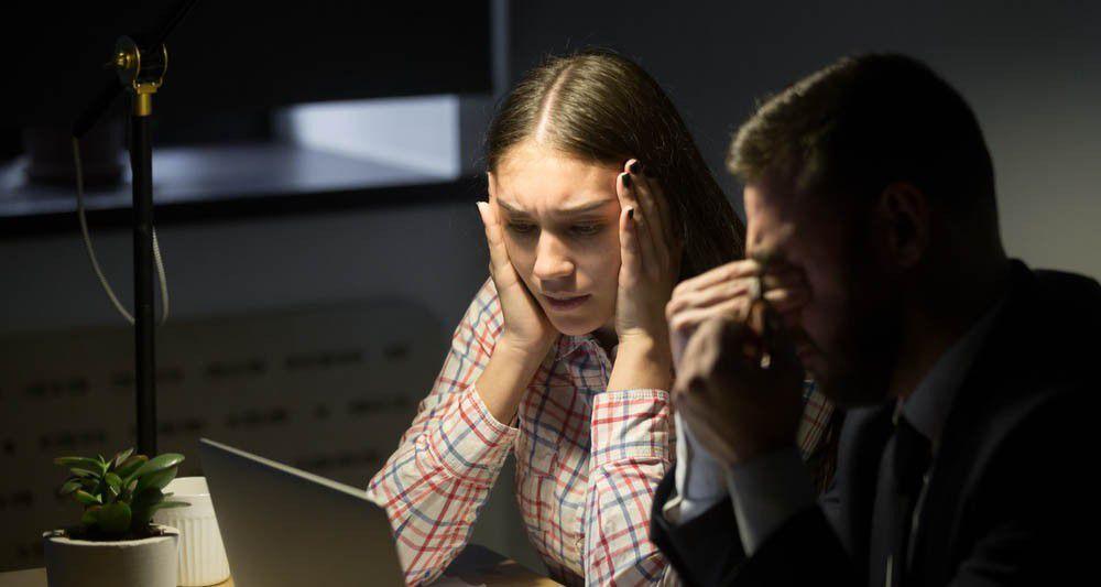 Près d'un salarié sur quatre serait en situation d'hyper-stress